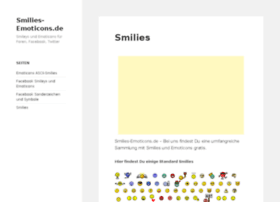 smilies-emoticons.de