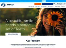 smilingcreekdental.com