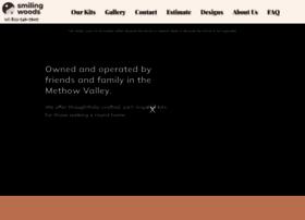 Smilingwoodsyurts.com