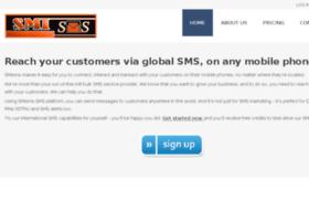 smisms.com