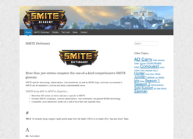 smiteacademy.wordpress.com