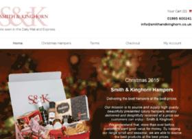 smithandkinghornhampers.co.uk