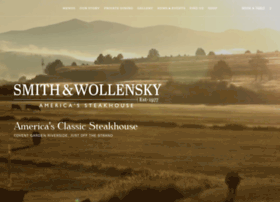 smithandwollensky.co.uk