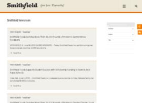 smithfieldfoodsnews.com