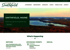 smithfieldmaine.us