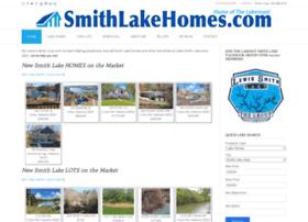 smithlakehomes.com