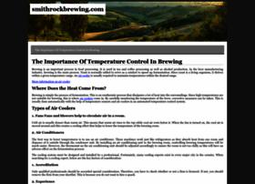 smithrockbrewing.com