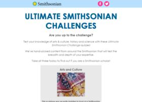 smithsonianquiz.org