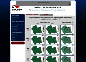 smog.imgw.pl