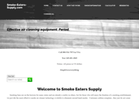 smoke-eaters-supply.com