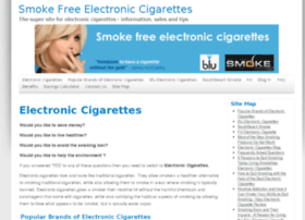 smokefreeelectroniccigarettes.com
