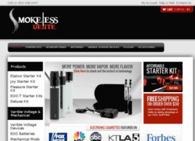 smokelessdelite.com