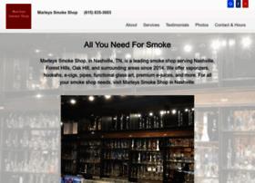 smokeshopnashville.com
