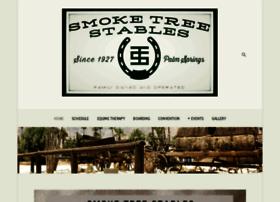 smoketreestables.com