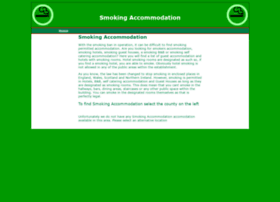 smokingaccommodation.co.uk