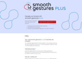 smoothgesturesplus.com