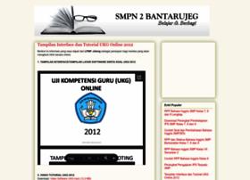 smpn2bantarujeg.blogspot.com