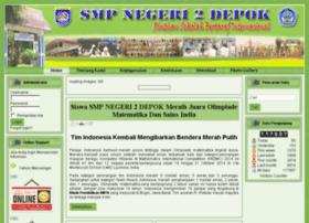 smpn2depok.com