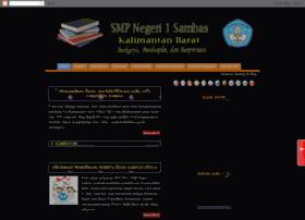 smpnegeri1sambas.blogspot.com