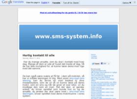 sms-system.info