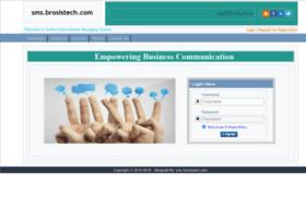 sms.brosistech.com