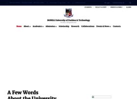 Sms.buft.edu.bd