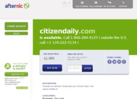 sms.citizendaily.com
