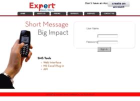sms.expertwebworx.com