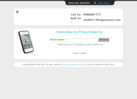 sms.khojpanacea.com