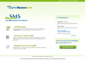 sms.menara.ma