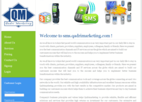 sms.qadrimarketing.com