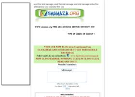 smsmaza.org