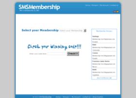 smsmembership.com