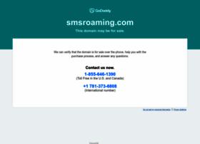 smsroaming.com