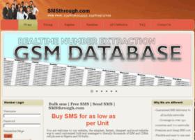 smsthrough.com