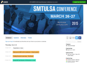 smtulsa2015.sched.org