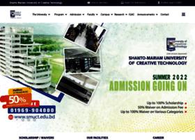smuct.edu.bd