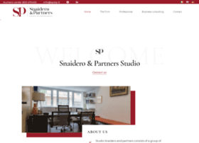 snaideroepartners.com