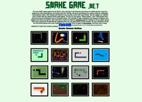 snakegame.net