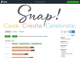 snap2015.sched.org