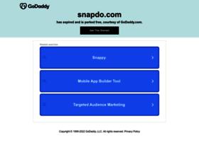 snapdo.com