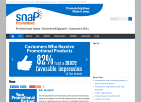 snappromotions.com