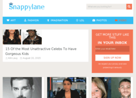 snappylane.com