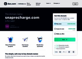 snaprecharge.com