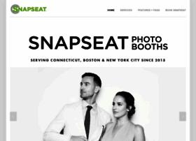 snapseatbooths.com
