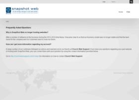 snapshotweb.com