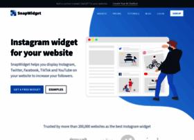 snapwidget.com