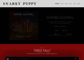 snarkypuppy.com