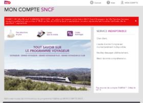 sncf-fidelite.com