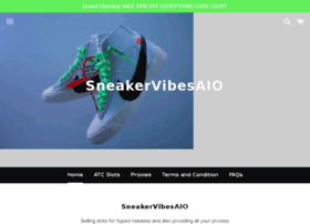 sneakervibesaio.com
